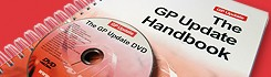 The GP Update Handbook and DVD